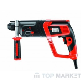 Перфоратор BLACKDECKER KD975 710W