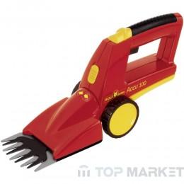Акумулаторна ножица за трева Wolf Garten Li-ION Power 100