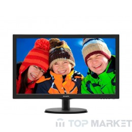 Монитор LED 21.5 PHILIPS 223V5LSB2/10