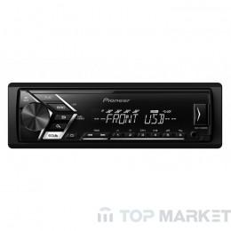 Авто радио PIONEER MVH-S100UBW