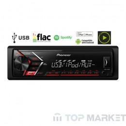 Авто радио PIONEER MVH-S100UI