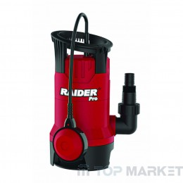 Помпа водна RAIDER RDP-WP42 потопяема за мръсна вода 400W
