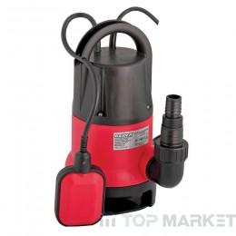 Помпа водна потопяема за мръсна вода RAIDER RD-WP002EX