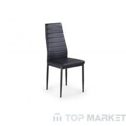 Трапезен стол K70 - черен