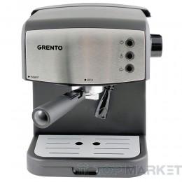 Кафемашина GRENTO ECM85H2S INOX