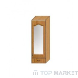 Горен шкаф висок OLA 40B ПМ витрина