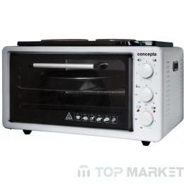 Готварска печка CONCEPTA EO4520.WH