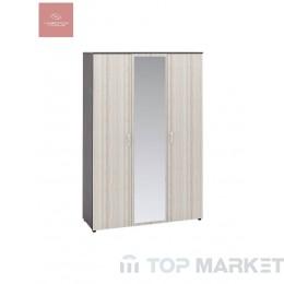 Трикрилен гардероб Дамяна М 021