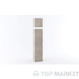 Надстройка за еднокрилен гардероб М 015Е
