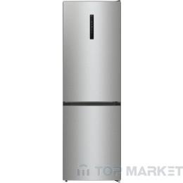 Хладилник-фризер GORENJE NRK6192AXL4