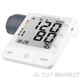 Апарат за измерване на кръвно налягане с Bluetooth Medisana BU 530