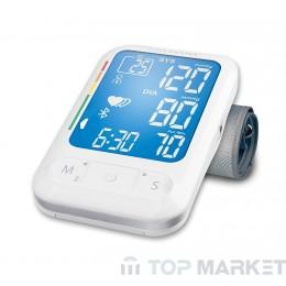 Апарат за измерване на кръвно налягане с Bluetooth Medisana BU 550