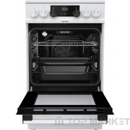 Стъклокерамична готварска печка Gorenje EC5351WA