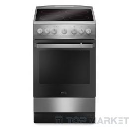 Готварска печка HANSA FCCX54109 със стъклокерамичен плот