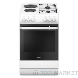 Готварска печка HANSA FCMW54009 на ток и газ