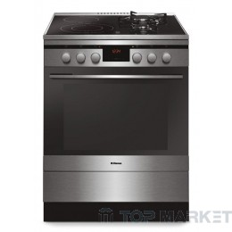 Готварска печка HANSA FCMX 69215 на ток и газ