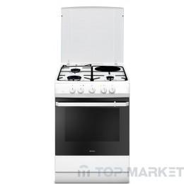 Готварска печка Hansa FCMW64009 на ток и газ