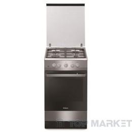 Готварска печка Hansa FCGX520509 с газов плот