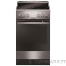 Готварска печка HANSA FCCX680009 със стъклокерамичен плот