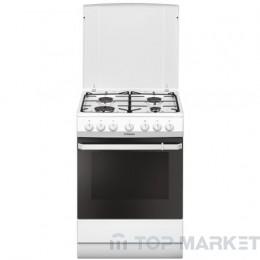 Готварска печка HANSA FCMW681009 с газов плот