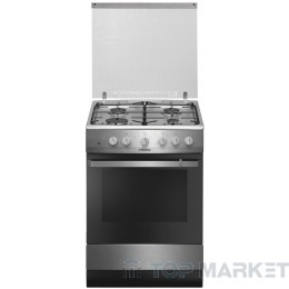Готварска печка Hansa FCMX681009 с газов плот