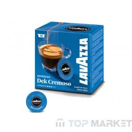 Кафе капсула A modo mio DEK CREMOSO