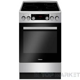 Готварска печка HANSA FCCX 59493 със стъклокерамичен плот