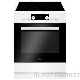 Готварска печка HANSA FCCW69493 със стъклокерамичен плот