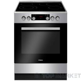 Готварска печка HANSA FCCX 69493 със стъклокерамичен плот