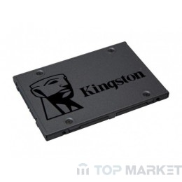 Твърд диск KINGSTON SSD SA400S37 120GB