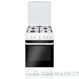 Готварска печка HANSA FCGW 521109 NEW с газов плот