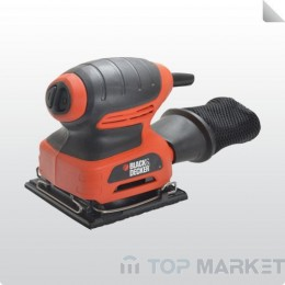 Шлайф машина BLACK&DECKER KA400