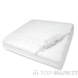 Единично електрическо одеяло с 2 зони Medisana HU 662 Оеко-Тех материя