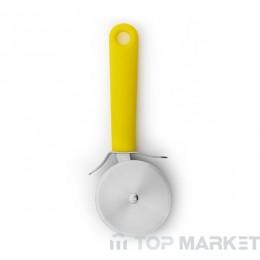 Нож за пица и паста Brabantia, Yellow