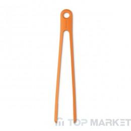 Силиконови щипки Brabantia, Orange