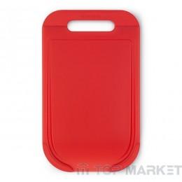 Дъска за рязане Brabantia, Red, 21x7x34 cm
