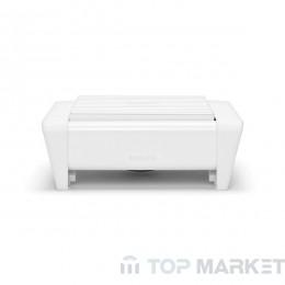 Уред за притопляне с 1 нагревател Brabantia, White