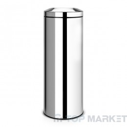 Кош за смет Flame Guard, 20 L Brabantia Brilliant Steel