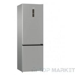 Хладилник с фризер Gorenje NRK6193TX4