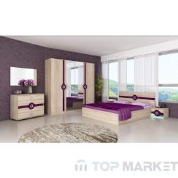 Спален комплект ФИОНА