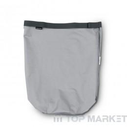 Торба за кош за пране Brabantia, 50-60L, Grey