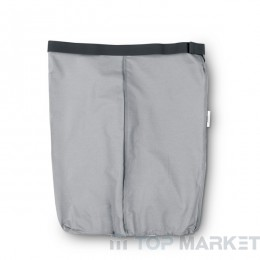 Торба за кош за пране Brabantia, 50 L, Grey