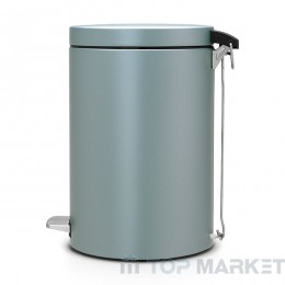 Кош с педал Brabantia 20L,Metallic Mint