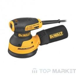 Шлайф машина- ексчентрична DEWALT DWE6423