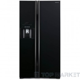 Двукрилен хладилник с фризер HITACHI R-S700GPRU2