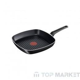 Тиган TEFAL Invissia Grill Frypan B3094042, 26см