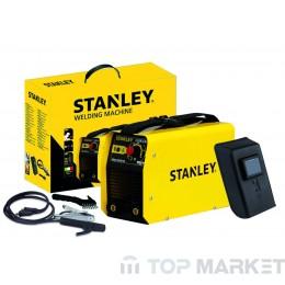 Инверторен електрожен STANLEY WD160IC1