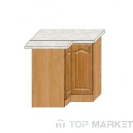 Долен шкаф ъглов OLA 90H с плот