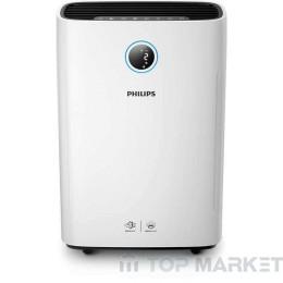 Овлажнител и пречиствател за въздух PHILIPS AC2729/50