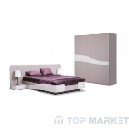 Спален комплект Аура